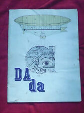 Suites 10, Catalogue de l'exposition Dada à la galerie Krugier et Cie de Genève.