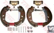 GSK1224 TRW Brake Shoe Set Rear Axle