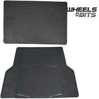 VW Scirocco Tiguan  Rubber Car Boot Liner Mat Universal Protector L OR XL