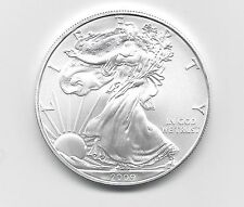 2009 - 1 oz American Silver Eagle Coin - One Troy oz .999 Bullion