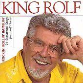Rolf Harris - King Rolf - Rockin' Rollin'Ramblin' (CD) - Pop Vocal pre owned