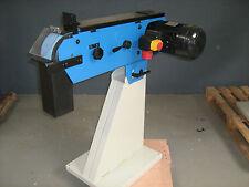 Bandschleifmaschine, Bandschleifer inkl. 5 hochwertige Schleifbänder