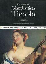 L'OPERA COMPLETA DI GIAMBATTISTA TIEPOLO (Classici dell'Arte) - OFFERTA € 9,00