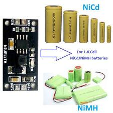 1Pcs 1-8 Cell NiMH NiCd Akku Dedicated Charger Lademodul BoardS  CRBD