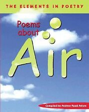 Poems about Air (Elements in Poetry)-ExLibrary