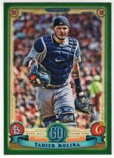 2019 Gypsy Queen Baseball Green Parallel *You Pick From List* Retail Exclusive