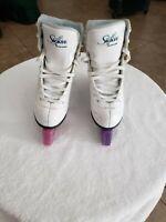 Soft Skate by Jackson Girls Figure Skates, Size 1