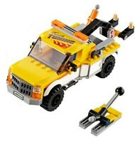 LEGO City Breakdown Tow Truck Car Recovery Vehicle With Jack Motorway Road Gift