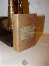 LITURGIA (Britannica) POLYGLOTTA The Common Prayer in Latin 1823 Mini Libro