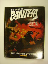 THE BEST OF PANTHA: THE WARREN STORIES HARDCOVER (english, anglais)
