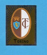PANINI CALCIATORI 2002-03- Figurina n.401- SCUDETTO/BADGE - TORINO -NEW