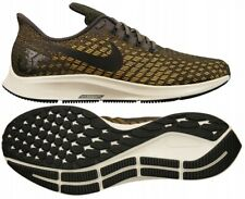 Nike Air Zoom Pegasus 35 Grey / Citron Mens Size 11.5 Ds New! 942851-007 Running