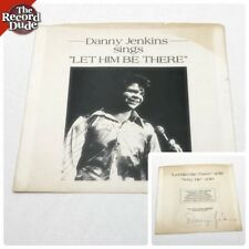 "DANNY JENKINS ""Let Him Be There"" / Private picture sleeve 45"