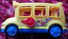 Fisher Price - Little People - Le Bus Scolaire