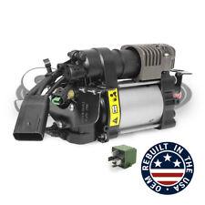 11-17 Jeep Grand Cherokee WK2 Air Suspension Compressor | OEM Rebuilt 68232648AA