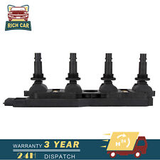 Ignition Coil Pack  For Vauxhall Astra G Vectra B Zafira A Corsa C 1.8 Petrol
