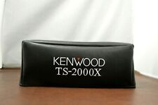 Kenwood TS-2000X Signature Series Ham Radio Amateur Radio Dust Cover