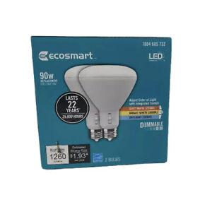 90-Watt Equivalent BR30 Dimmable ENERGY STAR 2700K/3000K/5000K LED Light Bulb 2