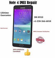 Remote Samsung Galaxy Note 4 SM-N910 Blacklist Fix