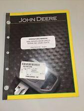 John Deere 8000 Series Grain Drills Operator's Manual Omn159553 Ho 25001-43474