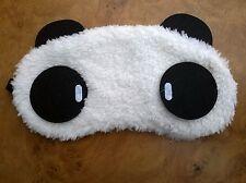 Travel Eye Sleep Mask Panda Vertical Slit Eyes With Ears (BRAND NEW)