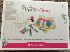 🌟 Wellie Wishers MAKE IT GREAT Accessory Set American Girl Wisher Doll 🌟