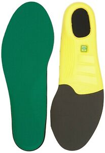 Spenco RX Occupational Full Length Insoles Shock Absorbing Antimicrobia UK 13 14