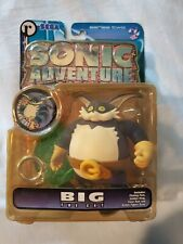 Resaurus Sonic Adventure Big The Cat Figure NIB