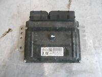NISSAN MICRA K12 (MK3) 1.2 16V (CR12DE) ENGINE CONTROL UNIT ECU MEC37300