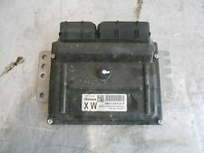 NISSAN MICRA K12 (MK3) 1.2 16V (CR12DE) ENGINE CONTROL UNIT ECU MEC37300