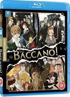 Baccano [Standard Edition] [Blu-ray] [DVD][Region 2]
