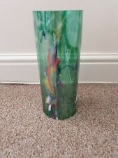 Emerald Green Glass Tealight Shade