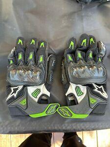 Alpinestars Street Motorcycle Gloves Size Large