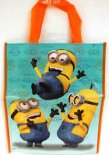 Despicable Me Minions Party Supplies Favor Tote Bag 11 x 13 inch