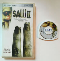 Saw II 2 - UMD Video - Movie - Sony Playstation Portable PSP