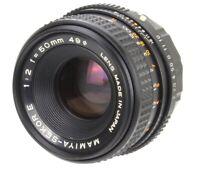 Mamiya Sekor E 50 mm F 2 Lens mount ZE (Réf#A-705)