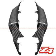 2007 2008 Suzuki GSX-R 1000 Rear Tail Side Trim Cover Cowl Fairing Carbon Fiber