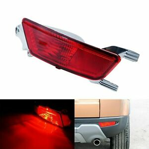 Right Side Rear Bumper Reflector Lamp For Land Rover Range Rover Evoque 2011-18