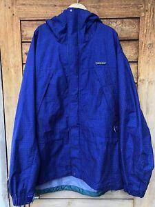 Vintage Patagonia Parka Super Gridman Jacket Men's 90s Sz Large