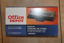 Office Depot Remanufactured Laser Toner Cartridge ML-11710D3 Black
