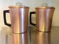 RETRO / VINTAGE 1960's / 1970's - COFFEE POTS / WATER JUGS - NOT REPLICAS