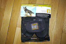 RUFFWEAR 3D Bark'n Boots Year-Round Paw Protection (Size:S/Black) Dog Shoes