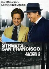 The Streets of San Francisco: Season 3 Volume 2 [New DVD] Full Frame, Subtitle