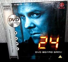 24-Dvd Interactivo Juego de mesa (Kiefer Sutherland) - Parker-Nuevo y Sellado