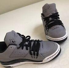 Grey Nike Flights Trainers Size Uk 5