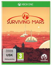 Surviving Mars (Microsoft Xbox One, 2018)