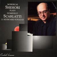 Mordecai Shehori Plays Scarlatti