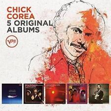 Chick Corea - 5 Original Albums (NEW 5CD)
