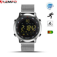 Lemfo EX18 IP67 50m Impermeable Bluetooth Reloj Inteligentes Para Android iOS