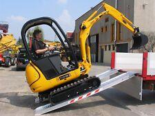 Rampes Alu NEUVES 4m  3,3T mini pelle tracteur, etc